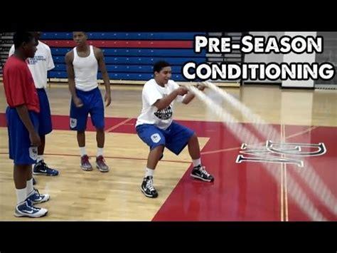 dematha basketball pre season conditioning workout 2010
