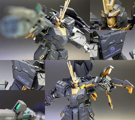 Rx Unicorn Gundam Banshee Norn 1 144 hguc 1 144 rx 0 unicorn gundam 02 banshee norn unicorn mode improved painted build