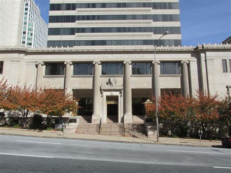 Wilmington Post Office Hours by United States Post Office Courthouse And Customhouse