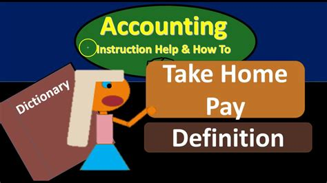 take home pay definition what is take home pay