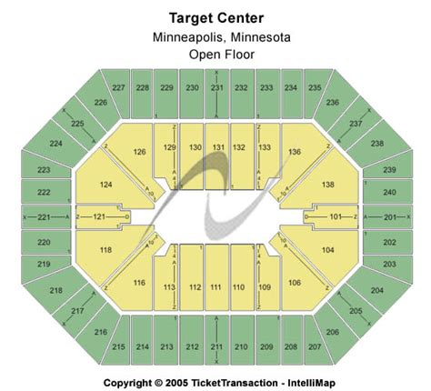 target center floor plan cheap target center tickets