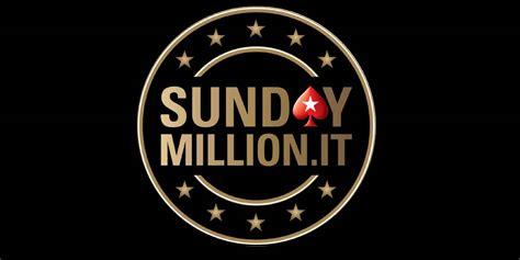 video diretta  sunday million italiapokerclub