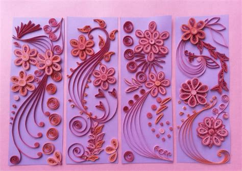 3d paper quilling design 16 free psd eps format