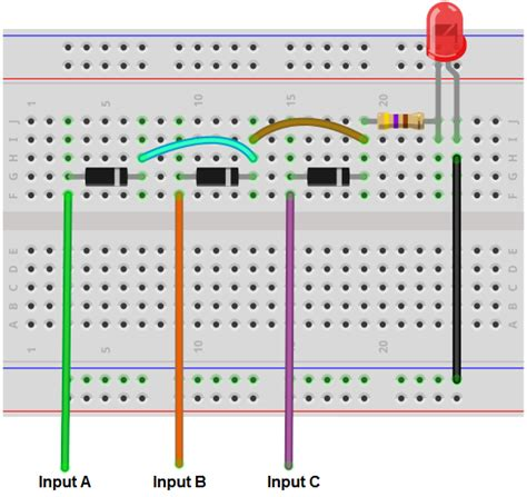 circuit without breadboard circuit without breadboard 28 images how to use a breadboard the magpi magazinethe magpi