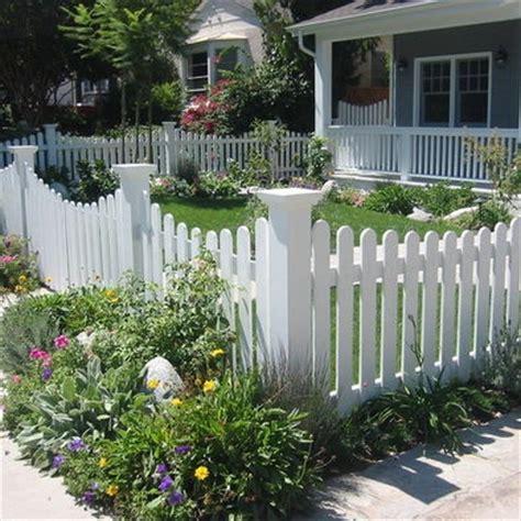 cottage style picket fence cottage pinterest
