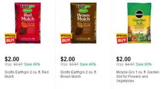 home depot earthgro mulch home depot 4th of july sale mulch only 2 and more