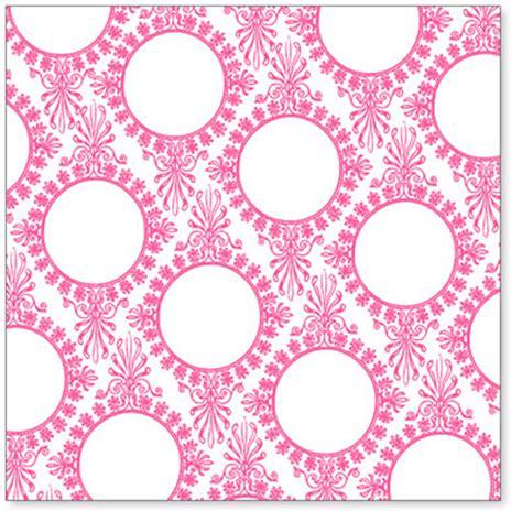 Wallpaper Sticker Premium Grade B 5 31 Pink paper product details pink vintage circle wallpaper hs overlays hambly studio