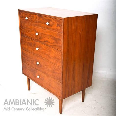 drexel mid century dresser mid century modern highboy dresser by kipp stewart for