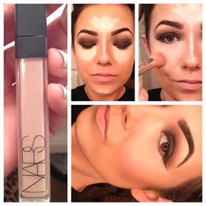 how to use colored concealer how i use concealer to contour after i apply my foundation