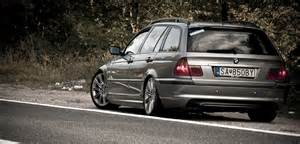 another stanced e46 touring