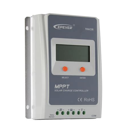 Mppt Solar Charged Controller Scc Makeskyblue 40a 12v 24v 36v 48v 10a mppt solar charge controller mppt charge controller mppt epsolar