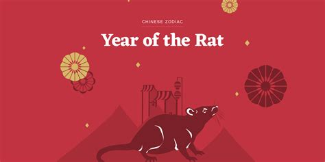 new year the year of the rat year of the rat fortune and personality zodiac 2018
