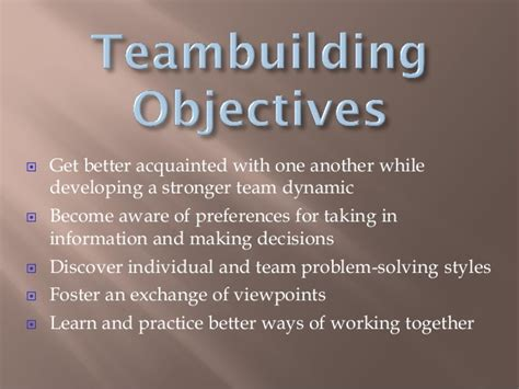 team building and interaction practicing mbti types in corporate context 12 new exercises mbti for corporate trainings on team building detailed groups with ideas of alterations volume 1 books mbti type team building presentation slides