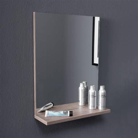 specchio con mensola per bagno specchio bagno con mensola con mobile da bagno 120