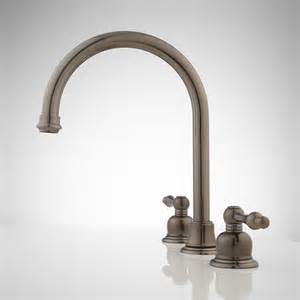widespread kitchen faucet howorth widespread bathroom faucet bathroom sink faucets