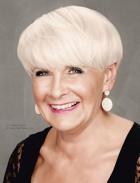 short angled bob cuts for women over 60 inverted bob hairstyle pictures for women over 60