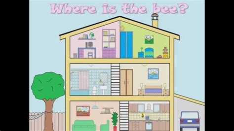 this is my house a bee in my house youtube
