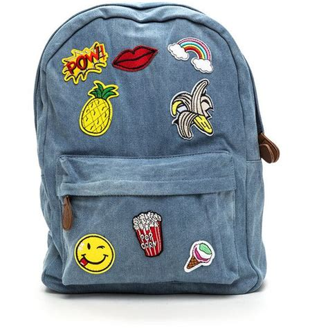 25 best ideas about denim backpack on grunge