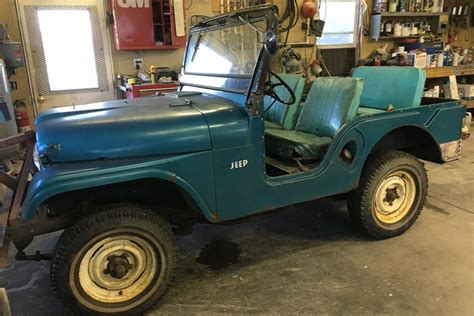 original jeep jeep cj5 original find with 15 643