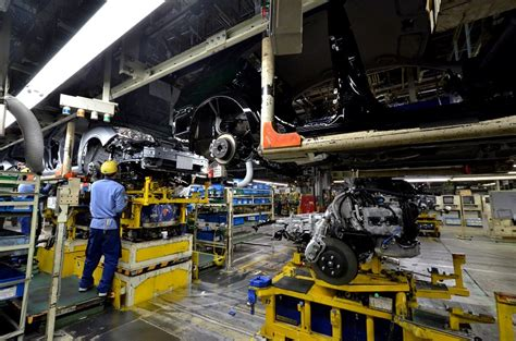subaru factory japan is there a downside to subaru s u s sales explosion