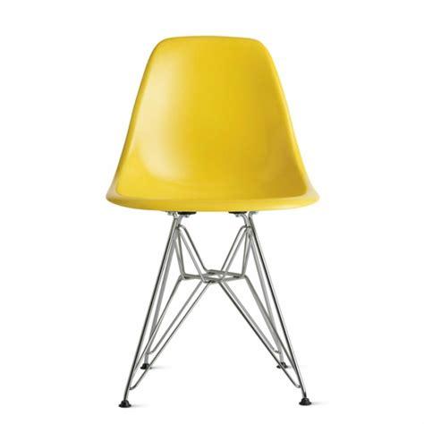 chaise eames fibre de verre chaise eames une des ic 244 nes du design contemporain