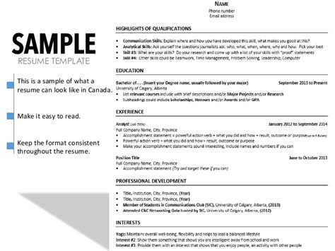 Should Resume Bullet Points Periods How To Create Great Resumes