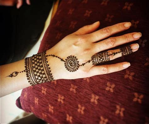 latest western mehndi designs to go with all