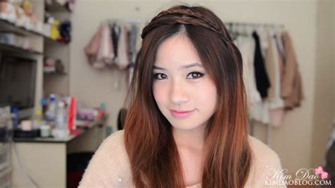 japanese back to school hairstyles 5 easy back to school hairstyles kim dao blog