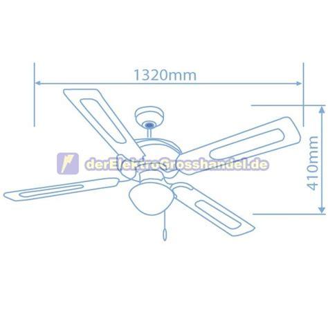 deckenventilator holz gro 223 h 228 ndler ventilatoren deckenventilator kolonial aus