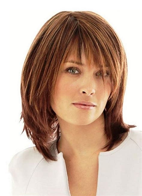ideas womens shoulder length bob hairstyles best hairstyles for in 2017 15 best of shoulder length hairstyles for