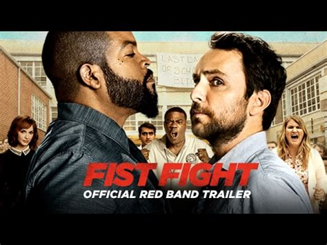 film terbaik ice cube fist fight official red band trailer youtube