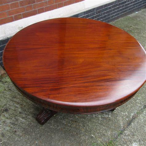 antique mahogany dining table antique mahogany dining table antiques atlas
