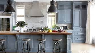 Kitchen Countertop Storage by Best Kitchen Cabinet Colors 2017