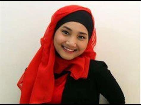 tutorial hijab paris ala fatin tutorial hijab paris segi empat modern terbaru limited