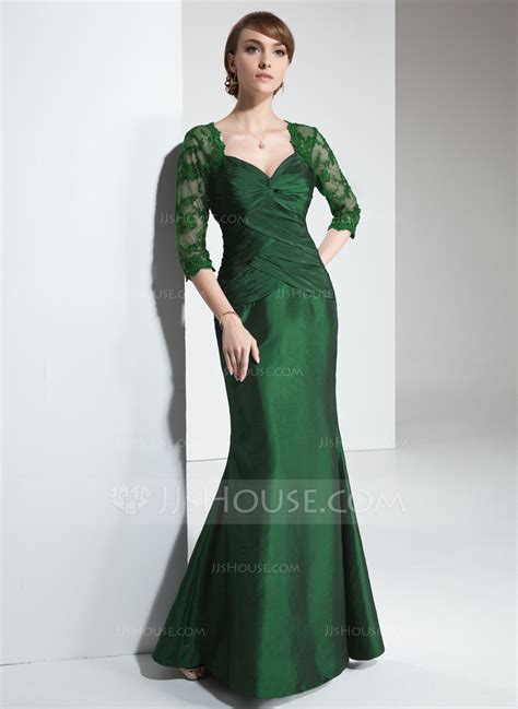 lace trumpet mother of the bride dress 98608 evening dresses trumpet mermaid sweetheart floor length taffeta mother of