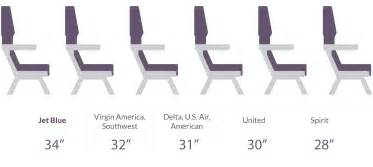seat size legroom how airlines compare cnnmoney