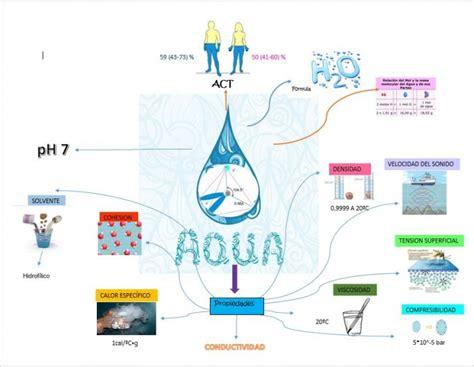 Imagenes Mapa Mental Del Agua | cuadros sin 243 pticos sobre el agua y sus estados l 237 quido