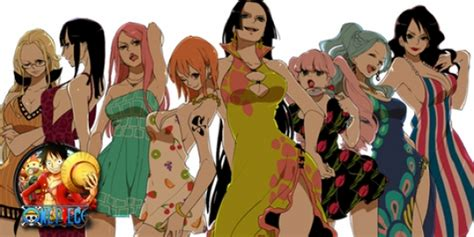 anime paling hot kl olympics tokoh wanita paling hot di anime one piece