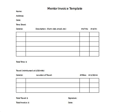editable templates free 10 simple invoice templates to sle templates