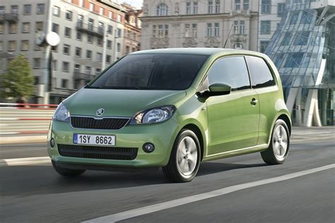 skoda citigo drives auto express