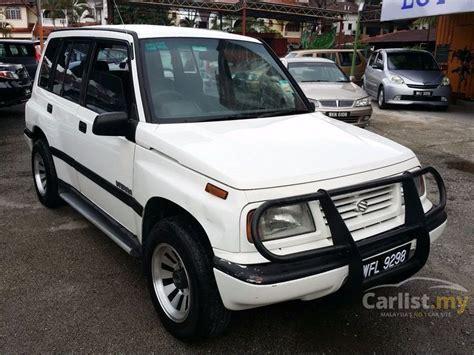 Suzuki Vitara 1998 by Suzuki Vitara 1998 1 6 In Kuala Lumpur Automatic Suv White