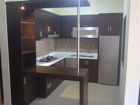 tips memilih kitchen set  rumah minimalis model