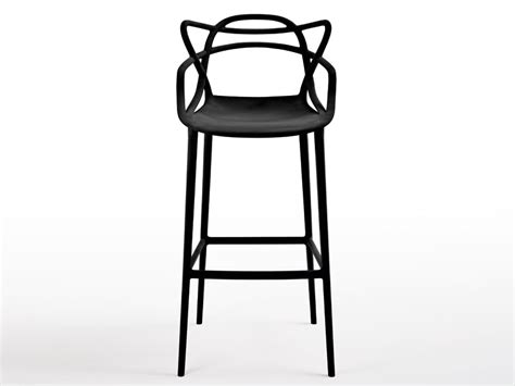 Kartell Bar Stool by Philippe Starck Masters Stool For Kartell