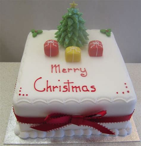 christmas cake decorations christmas ideas
