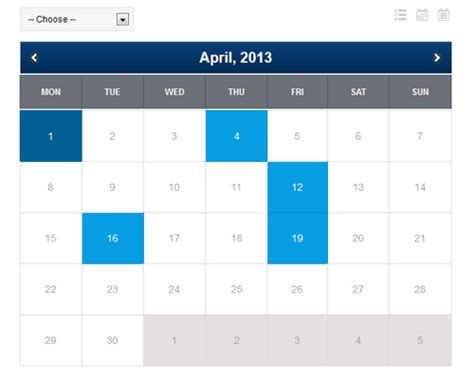 javascript format date week download php event calendar 3 0
