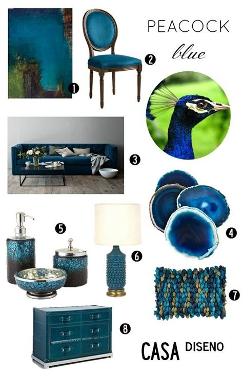 peacock blue home decor 27 best images about living room on pinterest grey