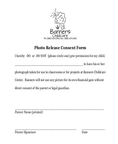 photographer copyright release form template fresh graphy use 96 consent release form background check consent form