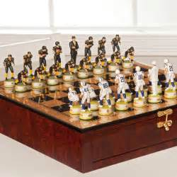 Chess Sets chess and football are similar sports as they share common strategy on