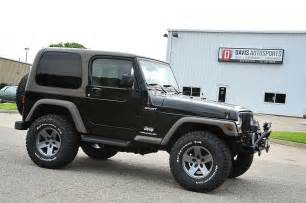 2005 Jeep Wrangler Tires Davis Autosports 2005 Jeep Wrangler Sport For Sale New