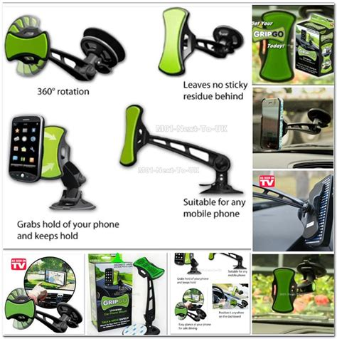 Gripgo Grip Go Car Holder gripgo universal car phone gps holde end 5 19 2017 5 15 pm